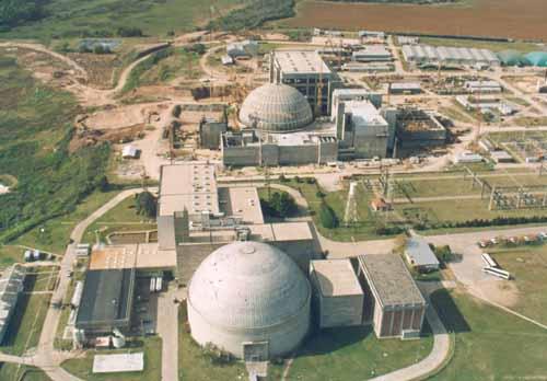 En 2016 la generación nuclear fue récord