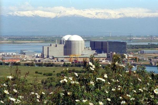 Almaraz produjo, durante el primer semestre del año, el 27% de la energía nuclear de España