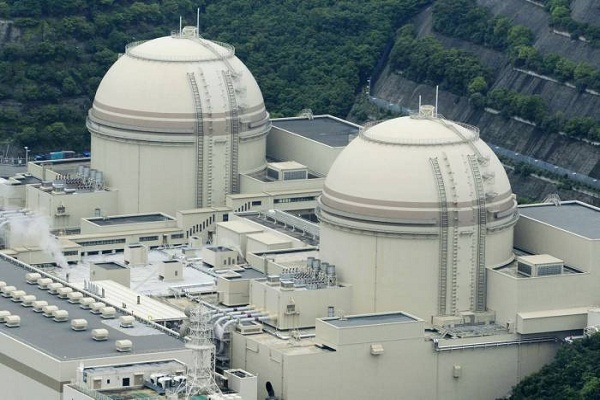 Japón aprueba la reactivación de dos reactores nucleares