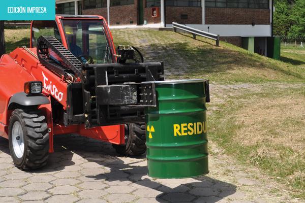 La Autoridad Regulatoria Nuclear actualizó la norma que regula la gestión de residuos radiactivos en el país