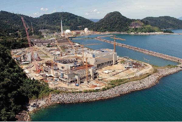 Brasil retomará la construcción de Angra III