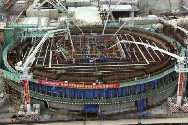 China planifica la construcción de ocho nuevos reactores