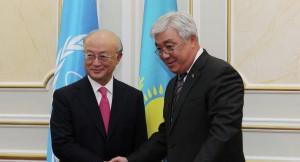 OIEA Kazajistan