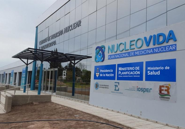 Oro Verde: Ajustan detalles para la puesta en funcionamiento del Centro de Medicina Nuclear