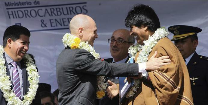 Entra en vigor el acuerdo nuclear ruso-boliviano para el uso pacífico de la energía atómica