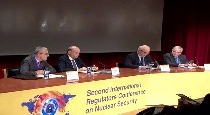 Conferencia Internacional de Reguladores de Seguridad Nuclear en Madrid
