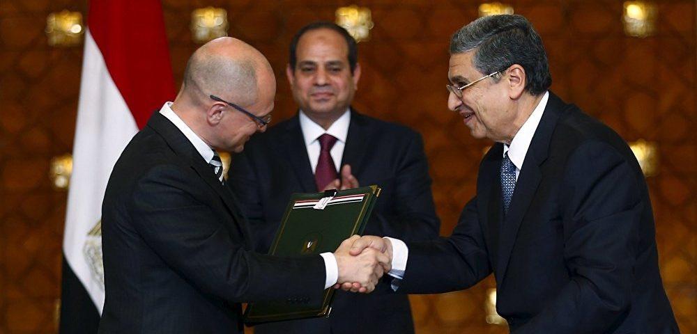 Egipto elige la directiva de su primera central nuclear