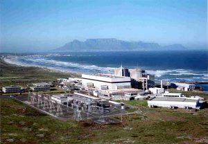 Koeberg Sudafrica