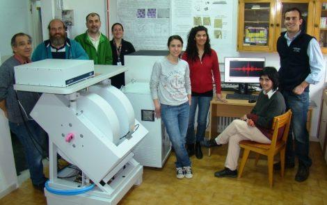 Nuevo Espectrómetro de Resonancia Magnética Electrónica para el CAB