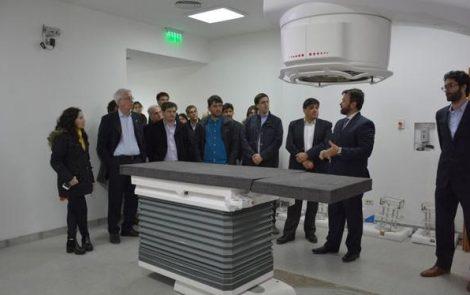 Avances en la obra del Centro de Medicina Nuclear de Santa Cruz