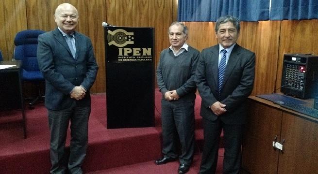 Perú: El IPEN realizó la 7° reunión anual sobre radiografía industrial