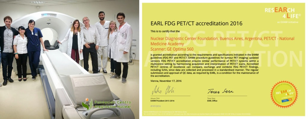 La FCDN obtiene la acreditación EARL