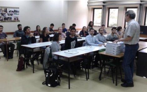 El Instituto Sabato inicio sus actividades académicas