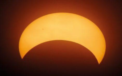 Cómo será el eclipse solar anular de este domingo