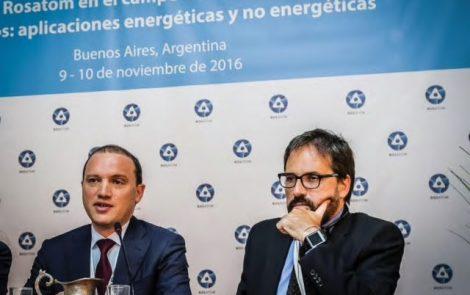 Seminario Rosatom en Argentina: cooperación regional y proyección global
