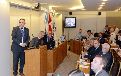 ADIMRA se reúne con representantes de la Industria Nuclear Canadiense