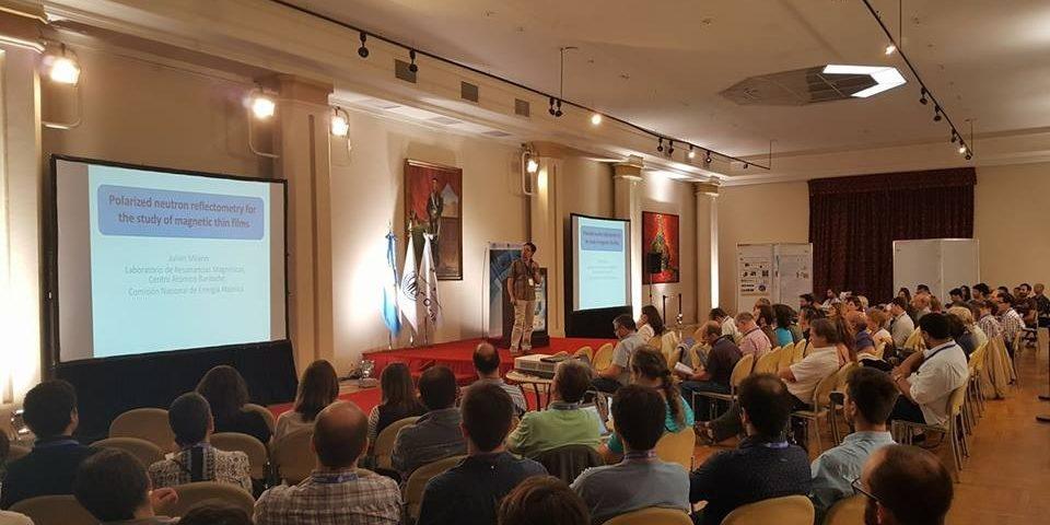 Se realiza en Buenos Aires el 1° Congreso Argentino de Técnicas Neutrónicas (TN2017)