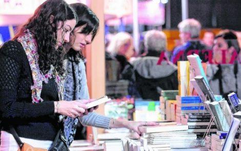 El Instituto Balseiro presente en la Feria del Libro