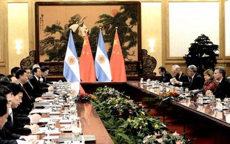 En China, Macri firmó 16 acuerdos por un monto de US$ 17.000 millones