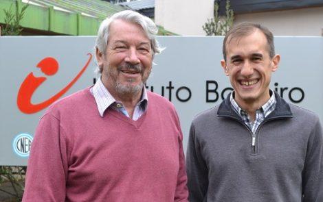 El director y un docente del IB fueron premiados por la Fundación Bunge y Born