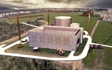 La quinta central nuclear podría construirse en Río Negro
