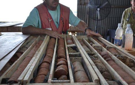 Comenzaron las tareas de exploración de uranio en la provincia de Río Negro