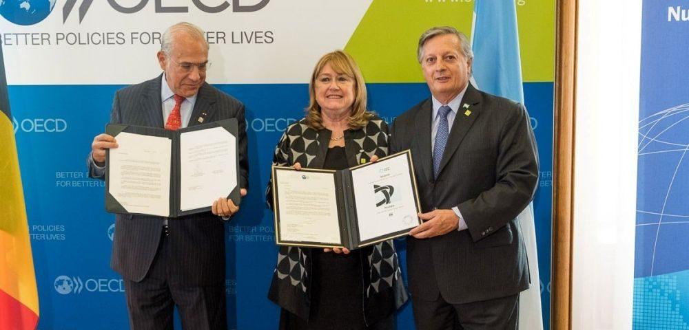 Argentina se incorporó a la Agencia de Energía Nuclear de la OCDE