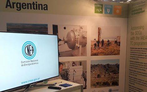 Argentina participó en la Primera Conferencia sobre Cooperación Técnica del OIEA