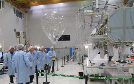 INVAP confirma el lanzamiento del satélite Saocom 1A