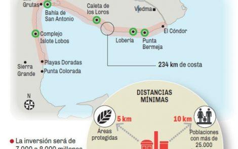 Cómo se elige la locación de una central nuclear