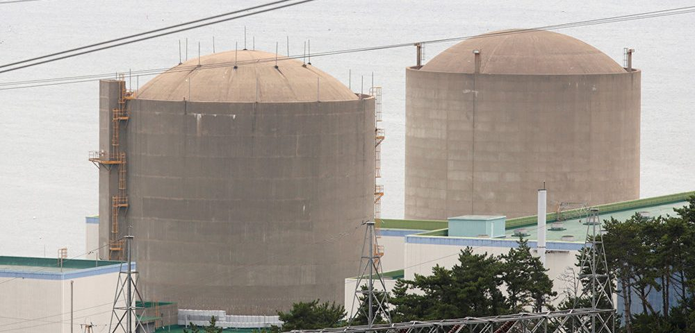 Corea del Sur suspende la construcción de dos reactores en la central Shin Kori