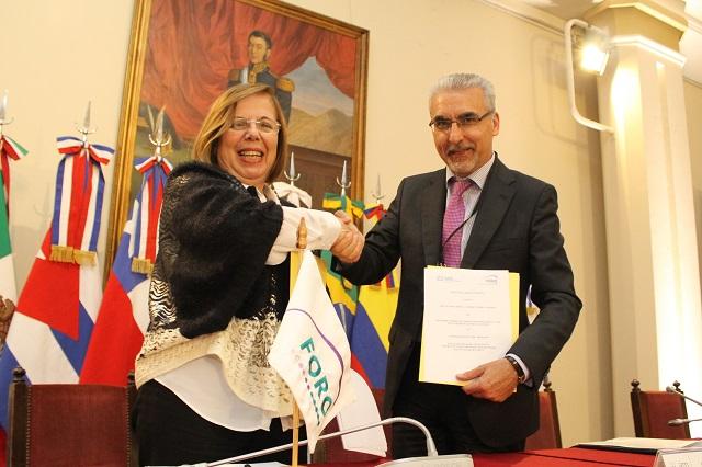El FORO y el OIEA actualizan su marco de cooperación a favor de la seguridad radiológica, nuclear y física