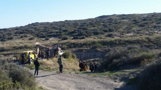 V Central Nuclear: Una comitiva de expertos chinos y argentinos visitó las costas rionegrinas