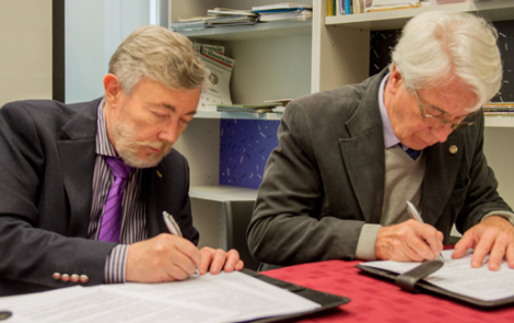 CNEA y CONICET crean la Unidad Ejecutora del Instituto de Nanociencia y Nanotecnología
