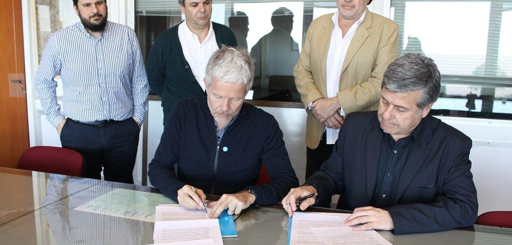La ARN y la Facultad de Arquitectura Diseño y Urbanismo de la UBA firmaron un convenio de cooperación