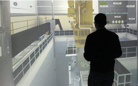 Desarrollaron en el país un simulador para entrenar a los operarios de Atucha I