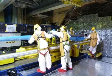 Embalse: Finalizó la instalación de tubos de calandria en la Central Nuclear Embalse