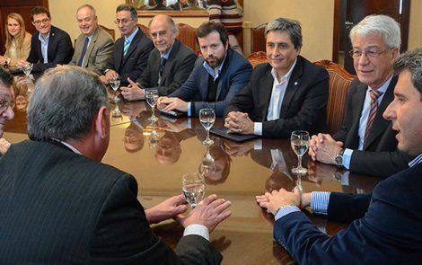 FUESMEN firmó un convenio con el Ministerio de Salud de San Juan