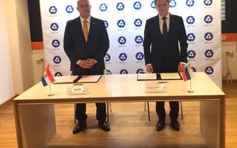 Rusia y Paraguay firman acuerdo de cooperación nuclear con fines pacíficos
