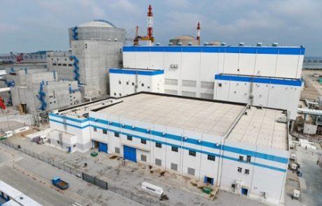 China: La central nuclear Tianwan puesta en marcha en tiempo récord