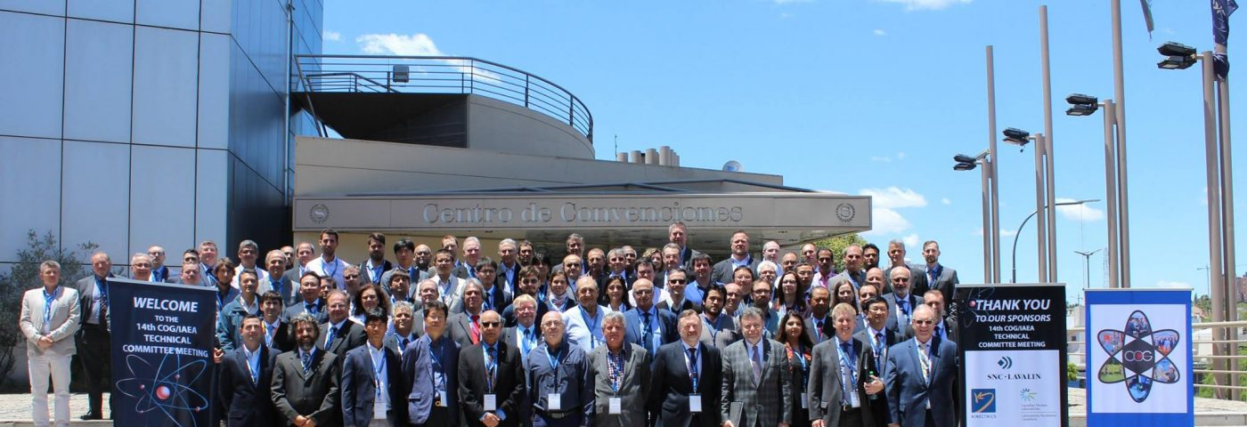 Representantes de las centrales CANDU de todo el mundo realizan su congreso técnico bianual en Argentina