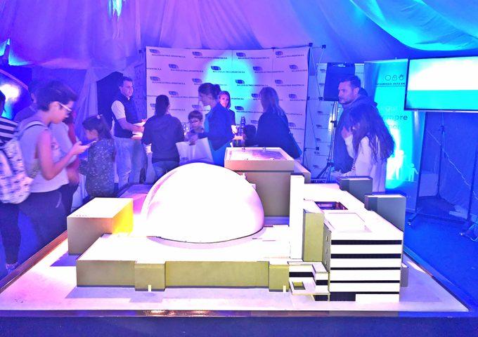 NA-SA participó en Expo Zárate 2017