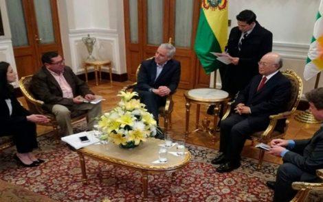 OIEA respalda plan nuclear de Bolivia