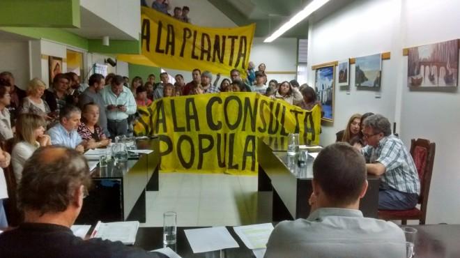 Consulta retoma discusión de la Central Nuclear en Sierra Grande