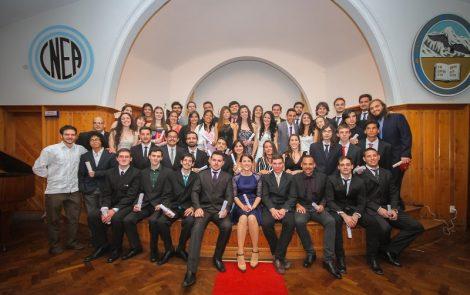 51 estudiantes se reciben en el Balseiro