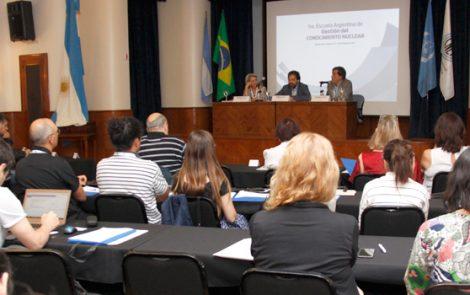 Primera Escuela Argentina de Gestión del Conocimiento Nuclear