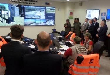 Nuecleoeléctrica y Gendarmería realizaron ejercicio de seguridad en Atucha