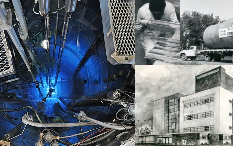 RA3, medio siglo fabricando radioisótopos