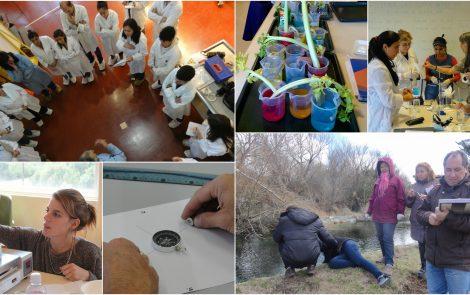 Capacitaciones de CNEA para docentes en Bariloche