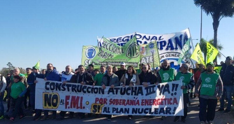 Resultado de imagen para Nucleoeléctrica Argentina SA despidos